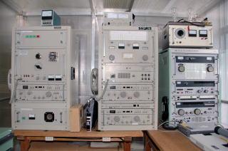往年の無線機器